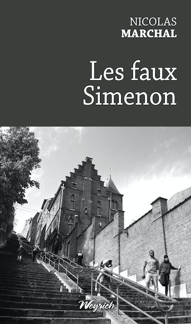 Les faux Simenon de Nicolas Marchal