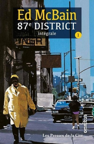 87e district - Intégrale - Tome 1 de Ed McBain