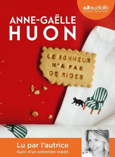 Le bonheur n'a pas de rides - Audio de Anne-Gaëlle Huon