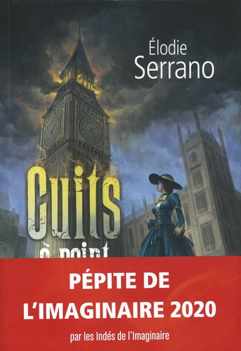Cuits à point de Élodie Serrano