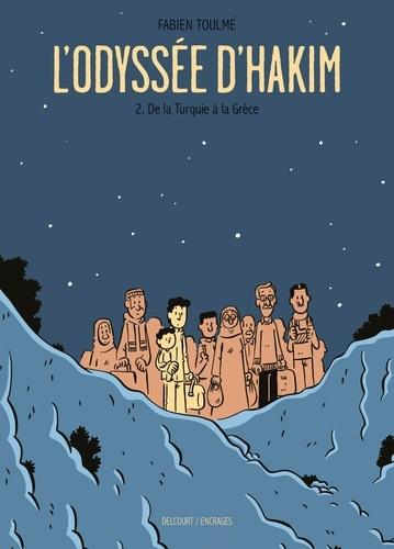 L'Odyssée d'Hakim - Tome 2 de Fabien Toulmé