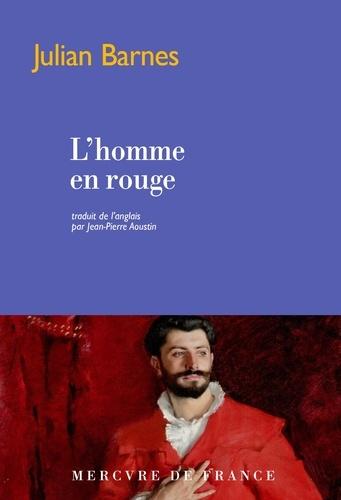 L'homme en rouge de Julian Barnes