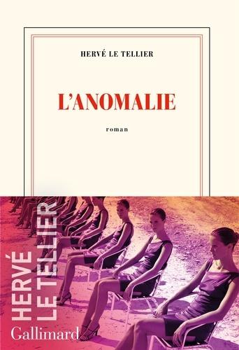 L'anomalie de Hervé Le Tellier
