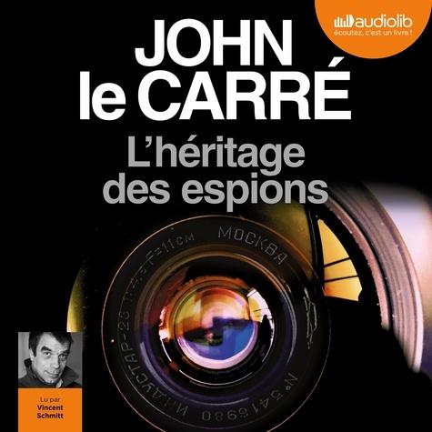 L'heritage des espions de John le Carré