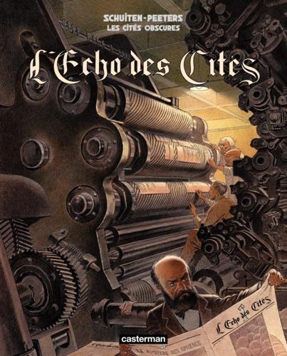 Les cités obscures de François Schuiten