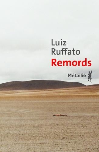 Remords de Luiz Ruffato