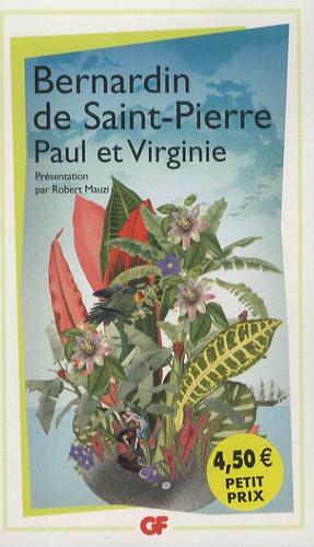 Paul et Virginie de Bernardin  de Saint-Pierre