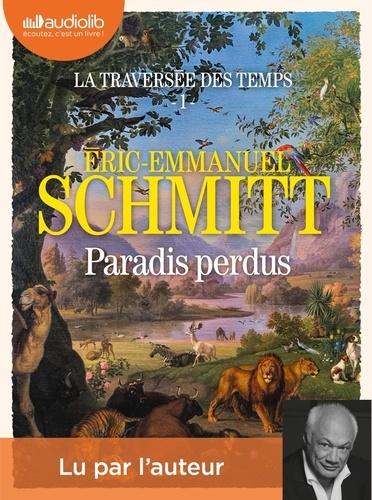 La traversée des temps Tome 1 de Eric-Emmanuel Schmitt