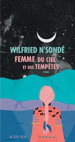 Femme du ciel et des tempêtes de Wilfried N'Sonde