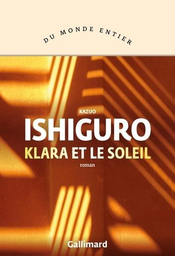 Klara et le soleil de Kazuo Ishiguro