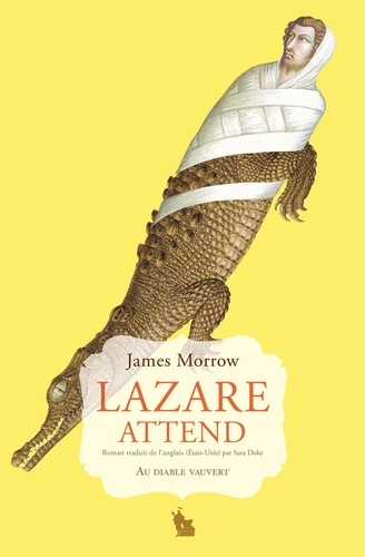 Lazare attend de James Morrow