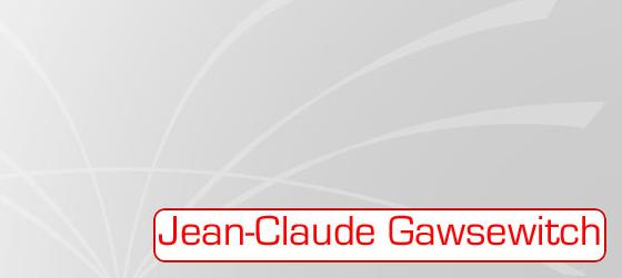 Jean-Claude Gawsewitch éditeur