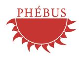 Phébus A SUPPRIMER